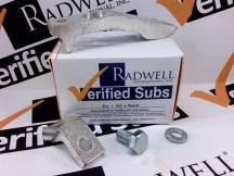 RADWELL VERIFIED SUBSTITUTE KKD100SUB