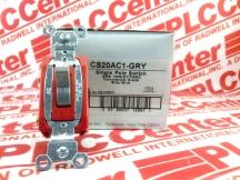 LEGRAND CS20AC1-GRY