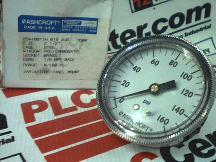 ASHCROFT 25-W-1001T-H-01B-XUC-160