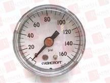 ASHCROFT 15W-1005-H-01B-160#