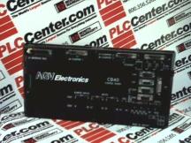 AGV ELECTRONICS CB-40A
