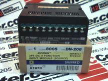 SCHNEIDER ELECTRIC 8005-DN208