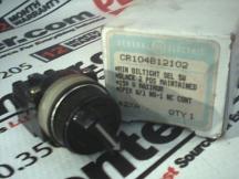 GENERAL ELECTRIC CR104B12102