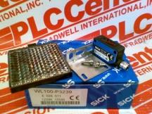 SICK OPTIC ELECTRONIC WL100-P3239