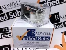 RADWELL VERIFIED SUBSTITUTE D3PR2RSUB