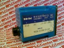 RK ELECTRONICS TCB-115A-2-10