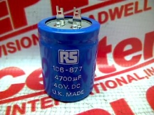 RS COMPONENTS 106-877
