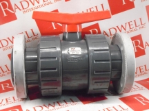 THERMOPLASTIC VALVES INC 90-3-DN80