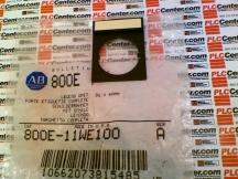 ALLEN BRADLEY 800E-11WE100