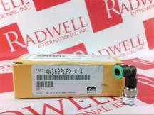 PARKER PNEUMATIC DIV XW369PLPX-4-4