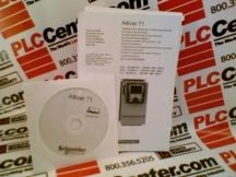 SCHNEIDER ELECTRIC ALTIVAR71/CD