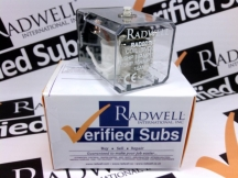 RADWELL VERIFIED SUBSTITUTE W250CPX6(BUTTON)SUB