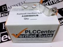 RADWELL VERIFIED SUBSTITUTE A189466SUB