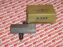 DELTROL FLUID PRODUCTS F-25-S