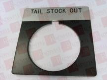 ALLEN BRADLEY 800T-X559-TAIL-STOCK-OUT