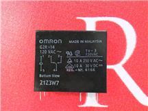 OMRON G2R-14-AC120