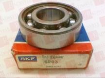 SKF 6203