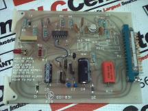 ELECTRONIC CONTROLS 601-831