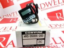 CONVUM MVS-050DS-200