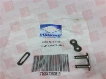 DIAMOND CHAIN CAP-4466CL-08-P