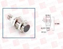 RADWELL VERIFIED SUBSTITUTE BI8-M18-AP6X-H1141-SUB