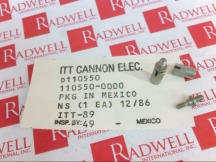 ITT D110550