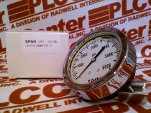 SPAN INSTRUMENTS LFP212-6000PSI-G