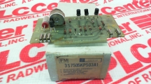 GENERAL ELECTRIC 3S7505KP503A1