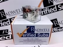 RADWELL VERIFIED SUBSTITUTE 20612-80(290)SUB