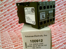 LOVATO MCAC22-24VDC