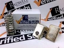 RADWELL VERIFIED SUBSTITUTE 61897SUB