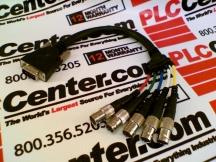 LIBERTY WIRE & CABLE E-3BNCM-M-XXX