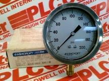 ASHCROFT 35-1009AW-02L-200