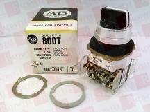 ALLEN BRADLEY 800T-J91B