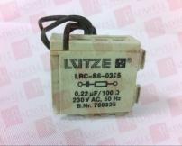 LUTZE LRC-S6-0325