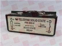TELEDYNE 603-2