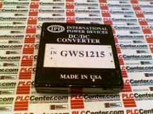 INTERNATIONAL POWER GWS1215