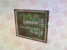KINGSTON TECHNOLOGY CF/8GB-S2
