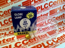 STANDARD LIGHTING 40G40/CL/3M/130V/STD
