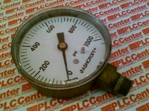 ASHCROFT 25W-1005PH-02L-1000