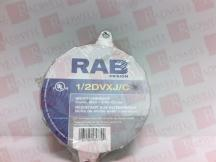 RAB LIGHTING 1/2DVXJ/C