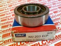SKF NU-203-ECP