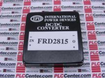 INTERNATIONAL POWER FRD2815