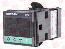 GEFRAN 600-R-R-0-0-1