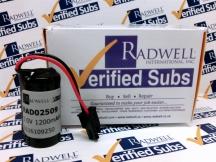 RADWELL VERIFIED SUBSTITUTE 1756-BA2-SUB