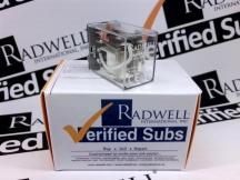 RADWELL VERIFIED SUBSTITUTE LY2UA0DC12SUB