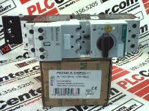 EATON CORPORATION PKZM0-6.3/SE00-11-110V/50HZ-120V/60HZ
