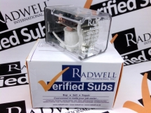 RADWELL VERIFIED SUBSTITUTE 105DPDT10A240VACSUB