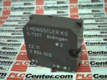 HENGSTLER 0-654-002