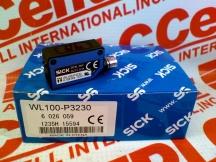 SICK, INC. WL100-P3230